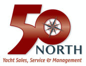 50 North Yachtslogo