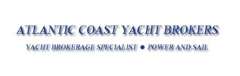 Atlantic Coast Yacht Brokers logo