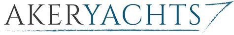 Aker Yachts logo
