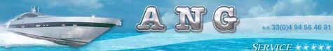 Assistance Nautique du Golfe logo
