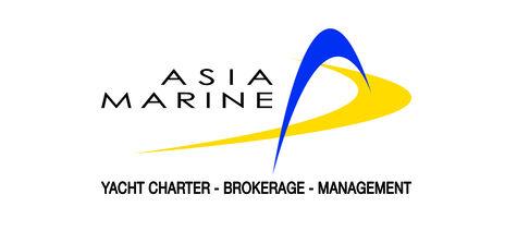 Asia Marinelogo
