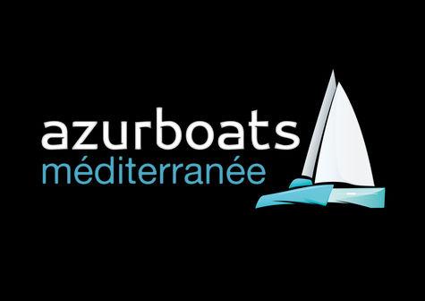 Azur Boats Mediterannee logo