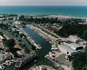 B Amp E Marine Inc Michigan City In