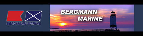 Bergmann Marine logo