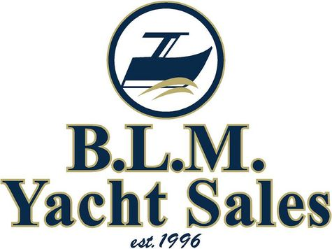 B.L.M. Yacht Sales Ltd.logo