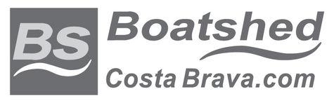Boatshed Costa Bravalogo