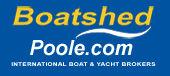 Boatshed Poolelogo