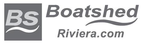 Boatshed Rivieralogo
