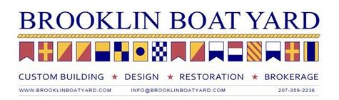 Brooklin Boat Yardlogo