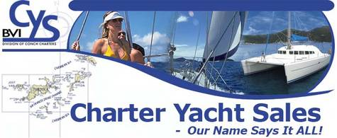 Charter Yacht Sales logo