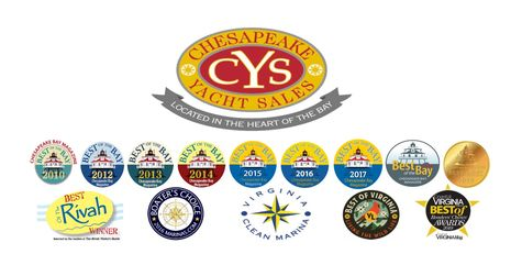 Chesapeake Yacht Sales logo