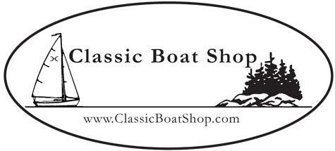 Classic Boat Shop logo
