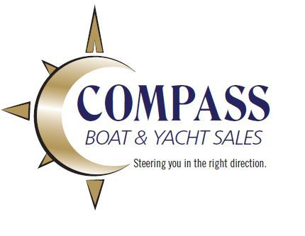 Compass Boat and Yacht Sales logo