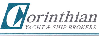 Corinthian Yacht & Ship Brokers logo