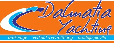 Dalmatia Yachting doologo