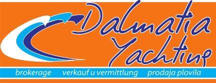 Dalmatia Yachting doo logo