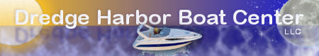 Dredge Harbor Boat Center LLC.logo