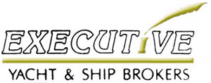 Executive Yacht & Ship Brokers logo