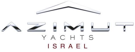 Azimut Yachts Israellogo