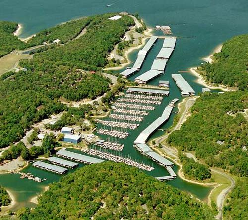 Grandpappy Point Marina image