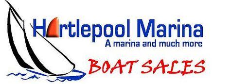 Hartlepool Marina Boat Sales logo