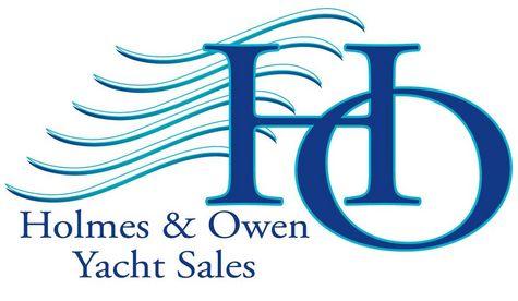 Holmes & Owen Yacht Sales logo