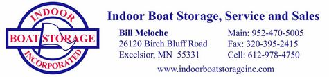 Indoor Boat Storage, Inc. logo
