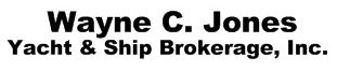 Wayne C. Jones Yacht & Ship Broker, Inc. logo