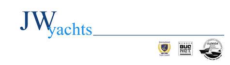 JW Yachts logo