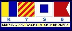 Kensington Yacht & Ship Brokers logo