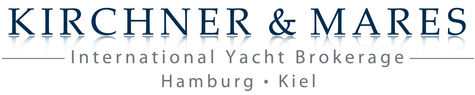 Kirchner & Mares International Yacht Brokerage logo