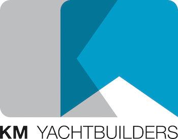 KM Yachtbuilders logo