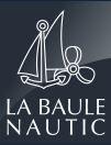 LA BAULE NAUTIC logo