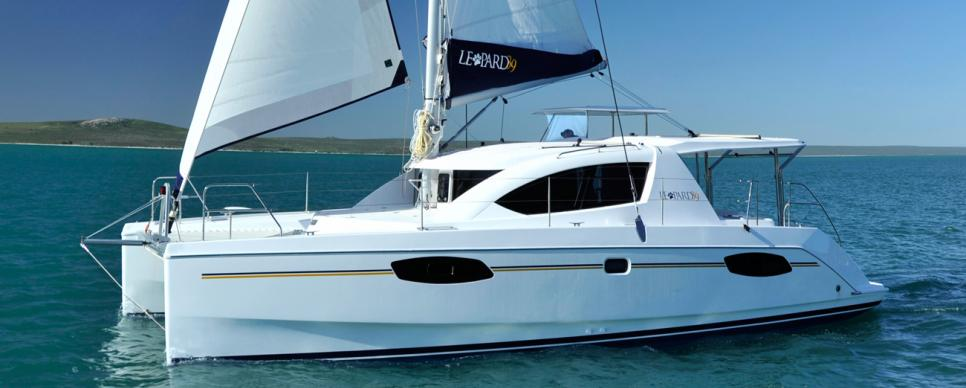 Leopard Catamarans Brokerage image