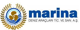 Marina Deniz Araclari Tic. ve San. A.S.logo