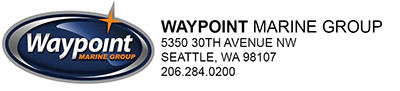 Waypoint Marine Group logo