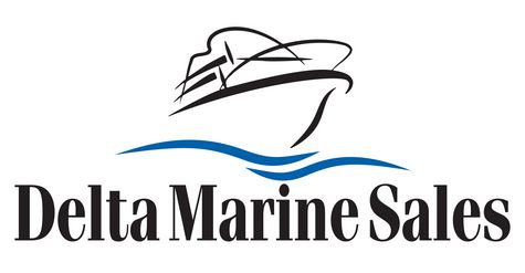 Delta Marine Sales logo