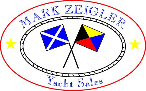 Mark Zeigler Yacht Sales, Inc. logo