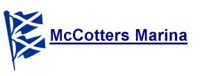 McCotters Marina logo
