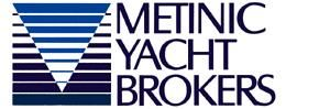 Metinic Yacht Brokers logo