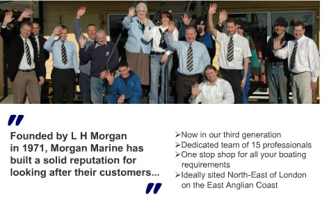L H Morgan & Sons (Marine) Ltd image