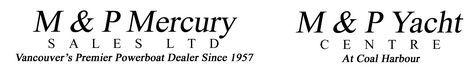 M & P Mercury logo