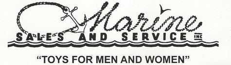 Marine Sales & Service logo