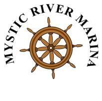 Mystic River Marina logo