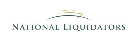 National Liquidators logo