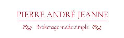 Pierre-Andre JEANNE Yacht Brokerlogo