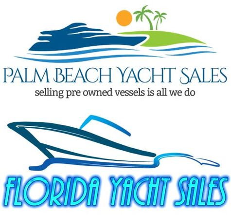 Palm Beach Yacht Sales logo