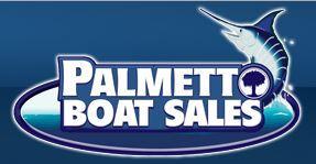 Palmetto Boat Sales logo