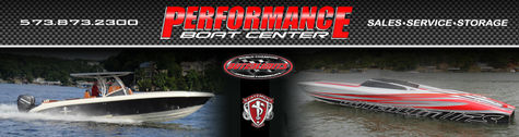 Performance Boat Centerlogo