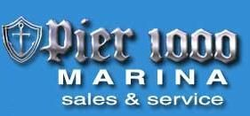 Pier 1000 Marinalogo